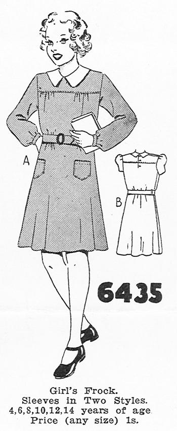 Madame Weigel's 6435