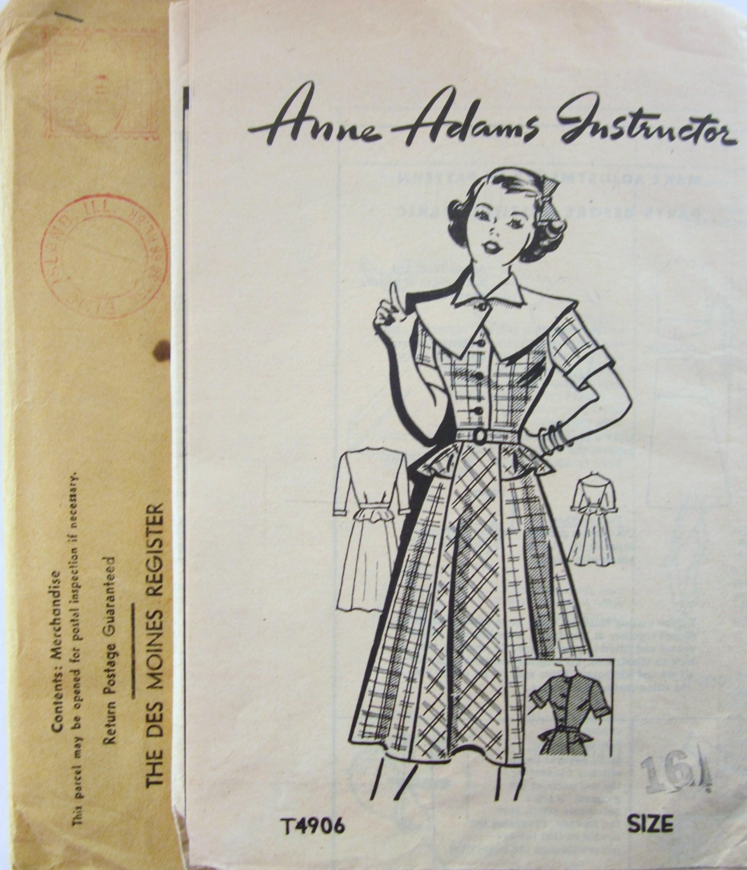 Anne Adams T4906