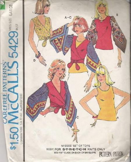 McCall's 5429