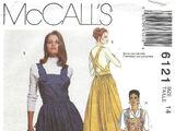 McCall's 6121 B
