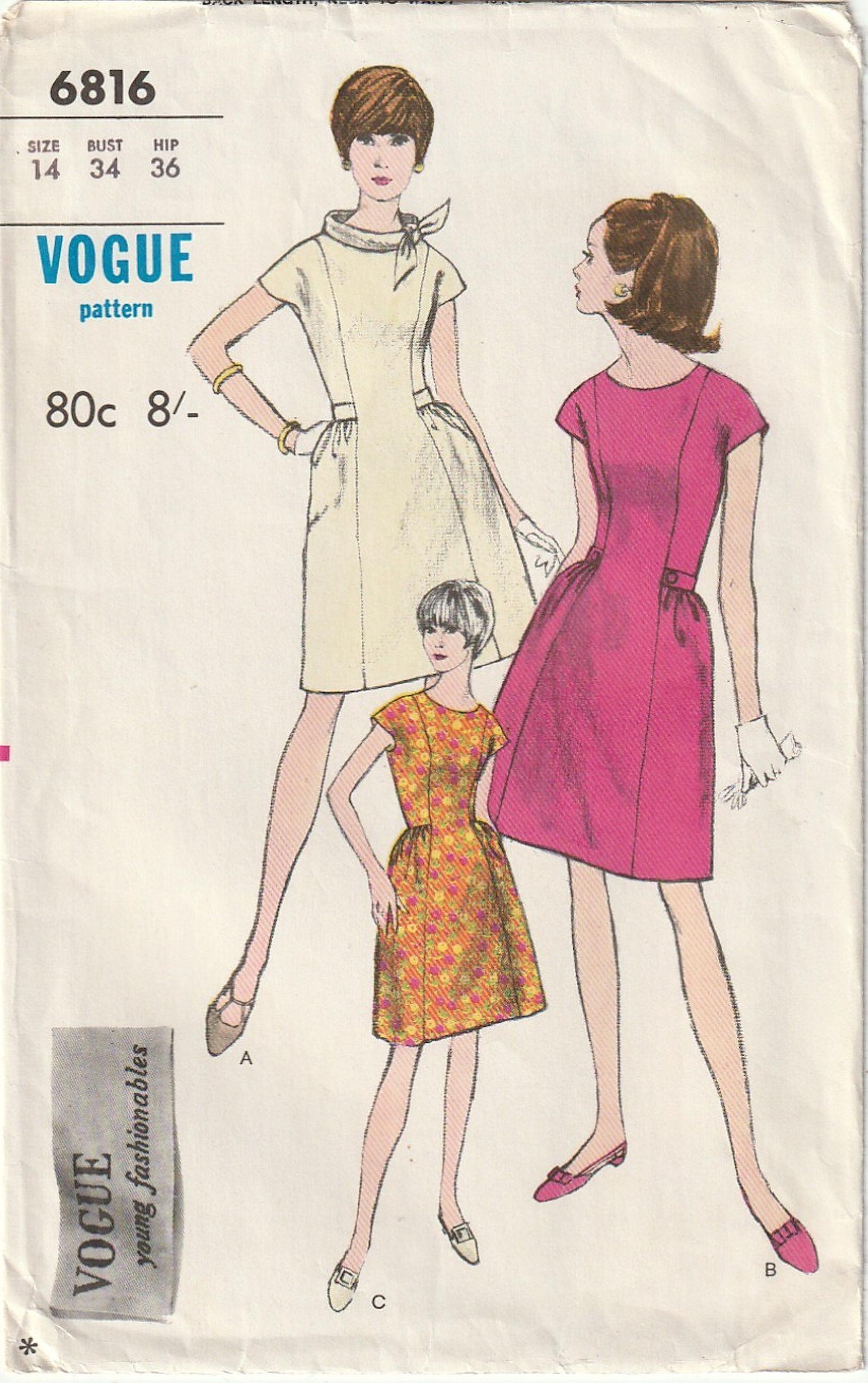 Vogue 6816 A