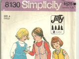 Simplicity 8130 A