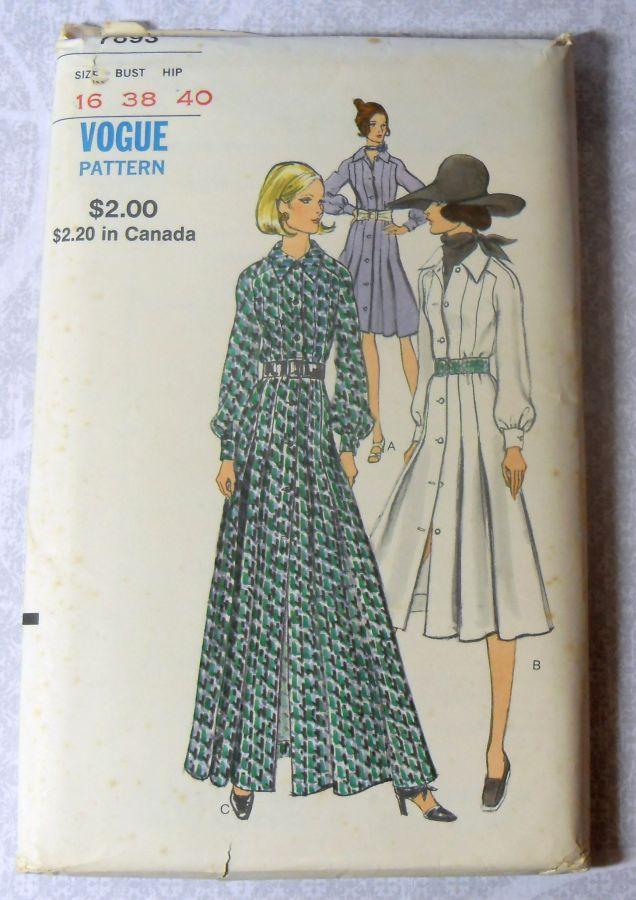Vogue 7893
