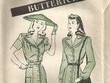 Butterick 3418 D