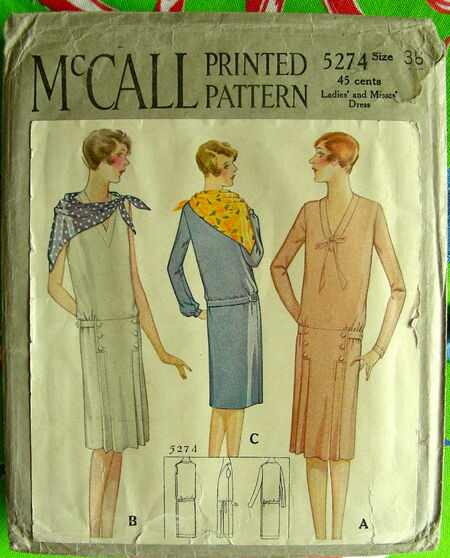 McCall 5274