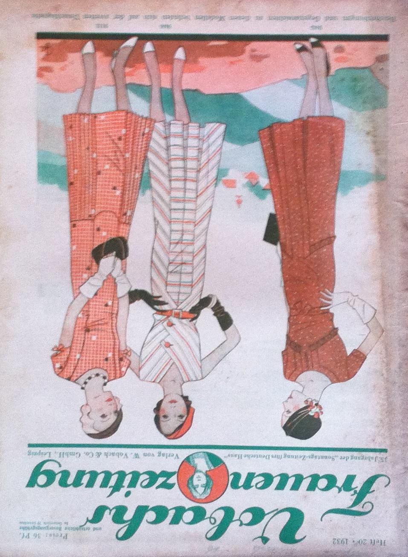 Vobachs Frauenzeitung No. 20 Vol. 35 1932
