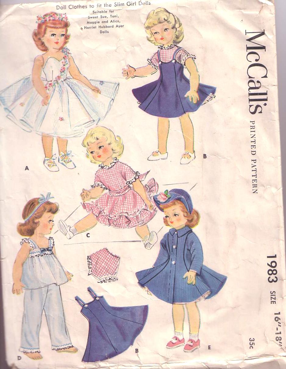 McCall's 1983