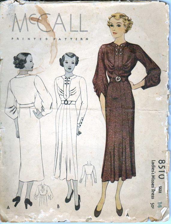 McCall 8510