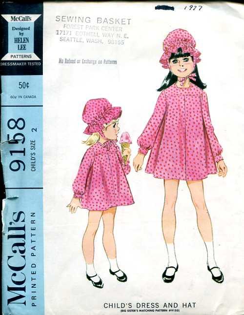 McCall's 9158