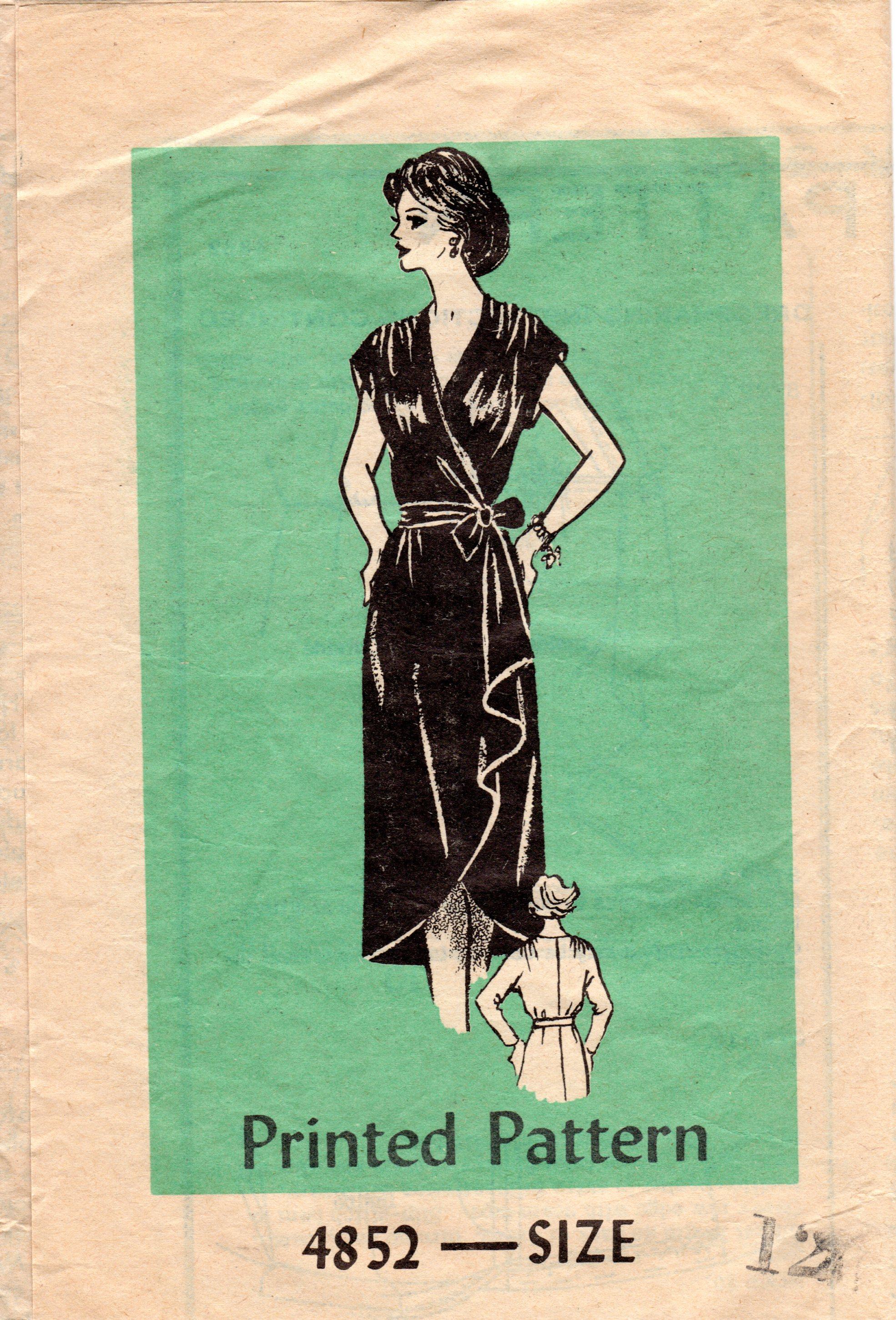 Anne Adams 4852 B