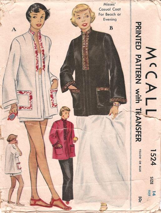 McCall 1524