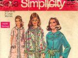 Simplicity 8458