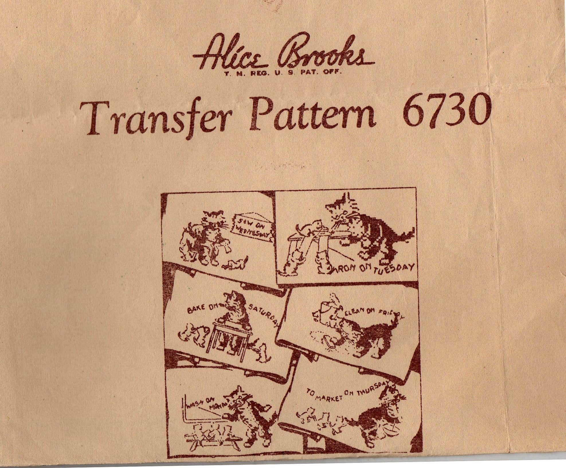 Alice Brooks 6730