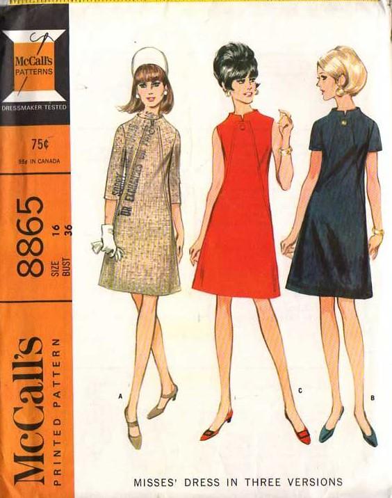 McCall's 8865