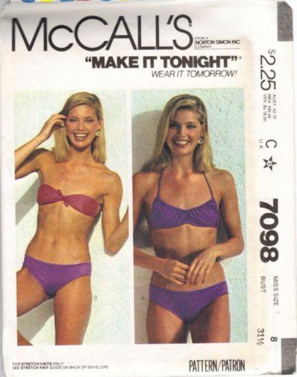 McCall's 7098