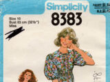 Simplicity 8383