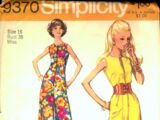 Simplicity 9370