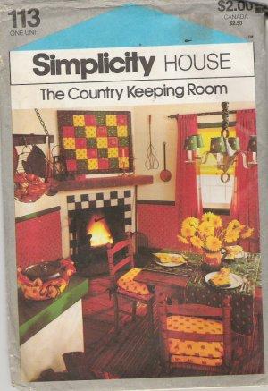 Simplicity 113