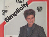 Simplicity 5664