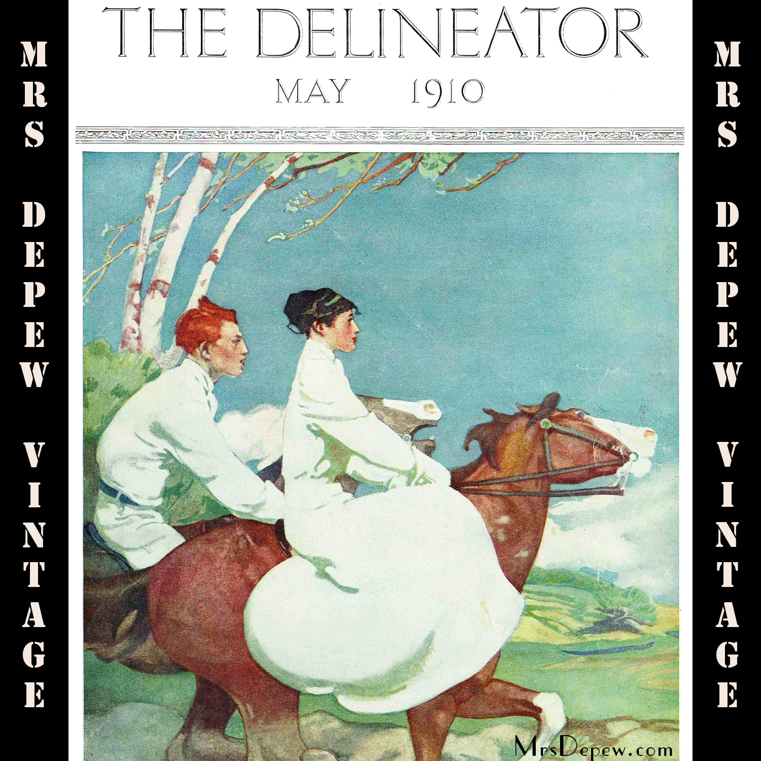 The Delineator May 1910