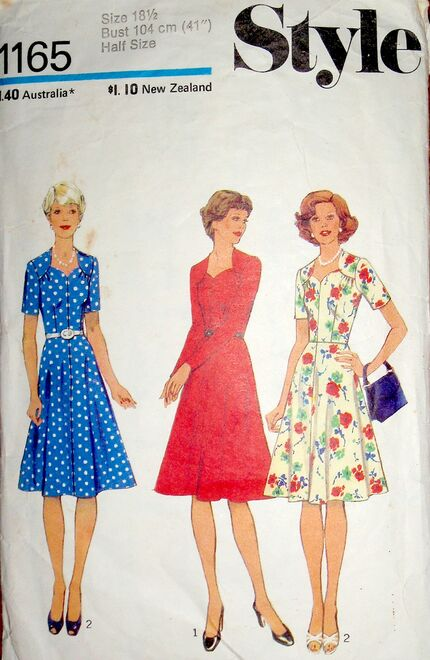 Style 1165 Dress