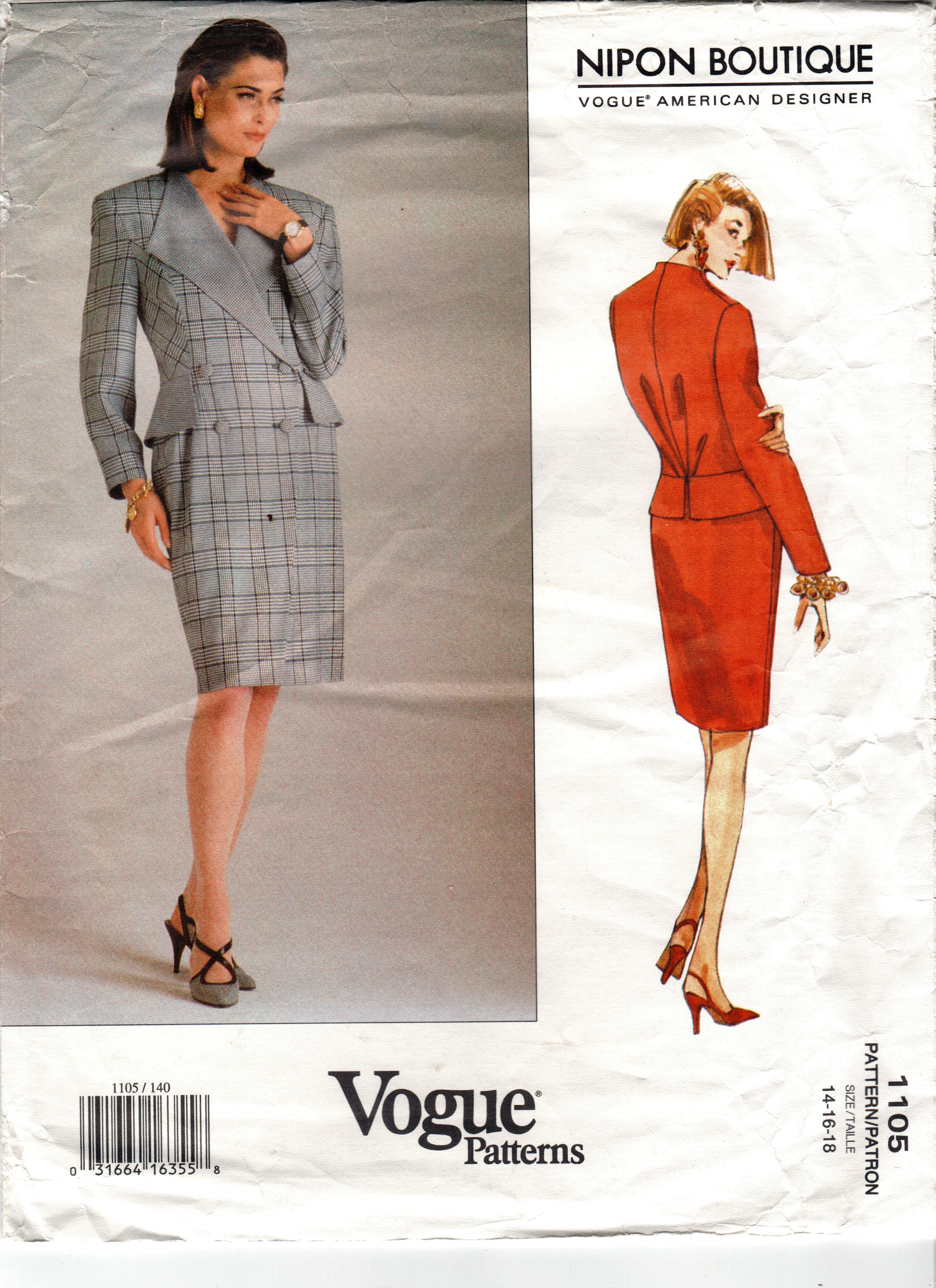 Vogue 1105 D