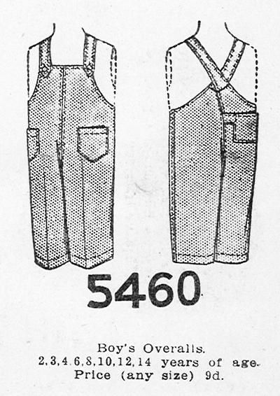 Madame Weigel's 5460