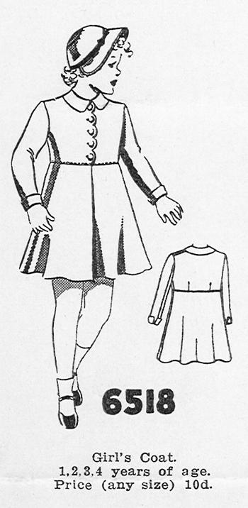 Madame Weigel's 6518