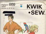 Kwik Sew 869
