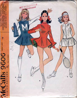 McCall's 9606