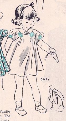 Butterick 6677 A