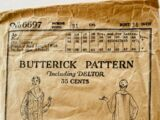 Butterick 6697 C