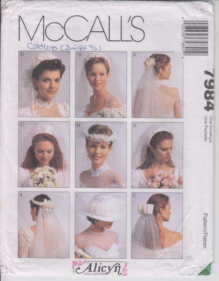 McCall's 7984 B