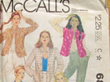 McCall's 6876