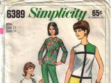 Simplicity 6389