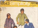 Simplicity 6643