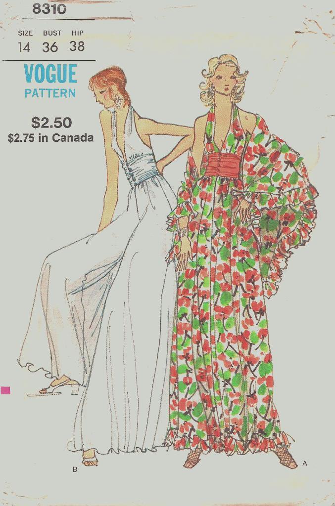 Vogue 8310