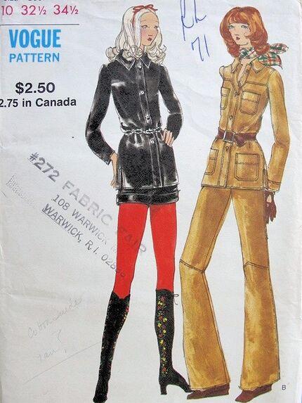 Miss Vogue 8123
