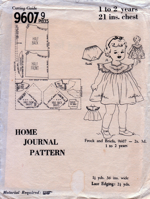 Australian Home Journal 9607