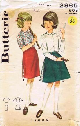 Butterick 2865