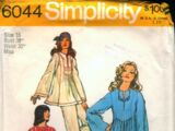 Simplicity 6044