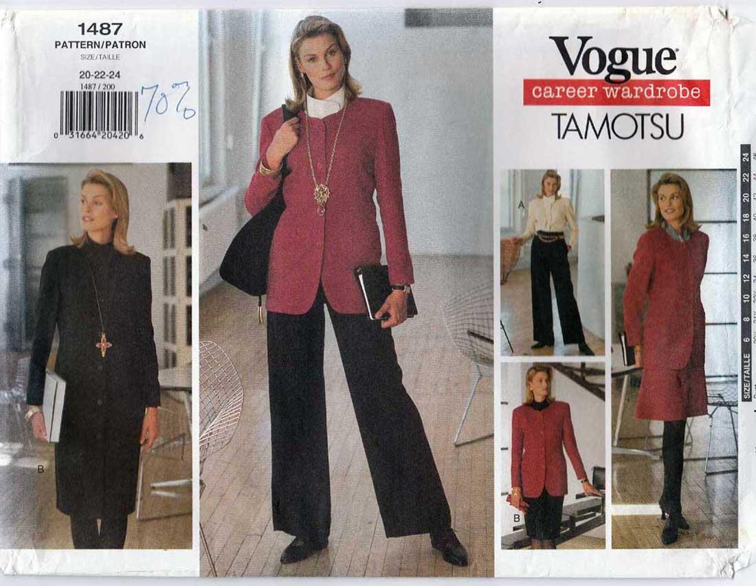 Vogue 1487 B