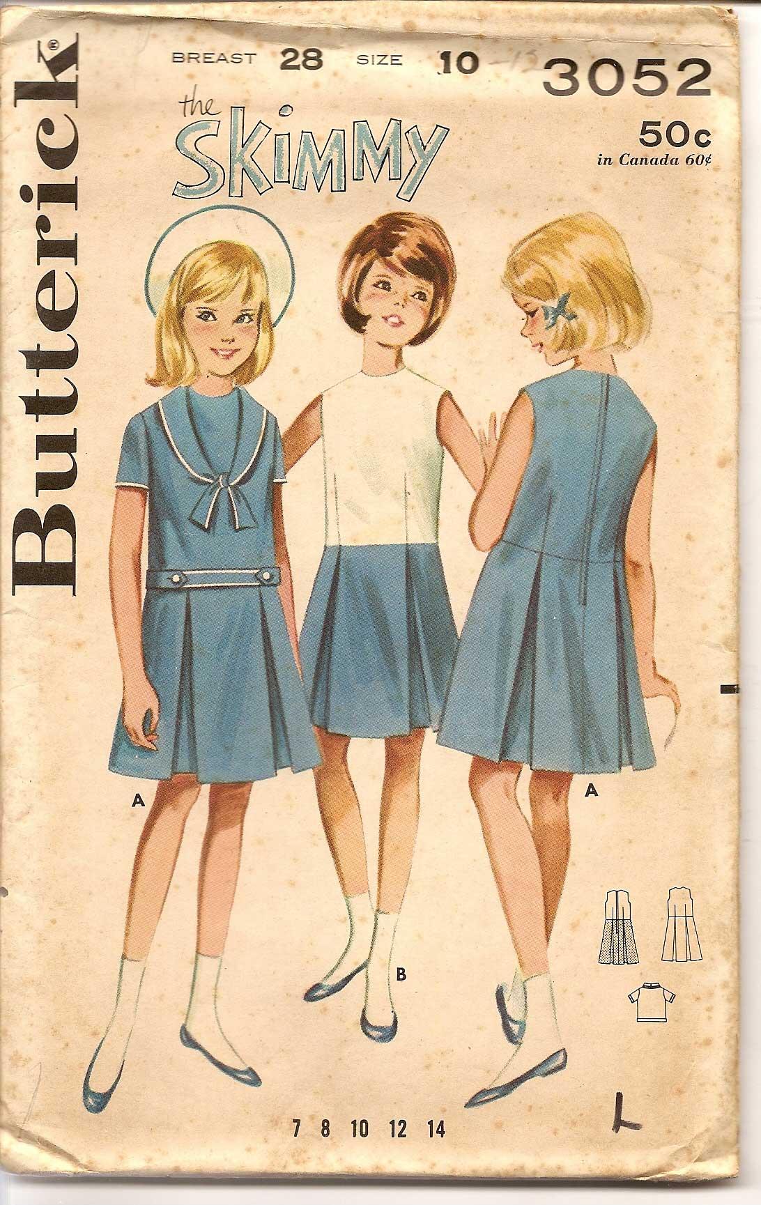 Butterick 3052