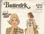 Butterick 4201