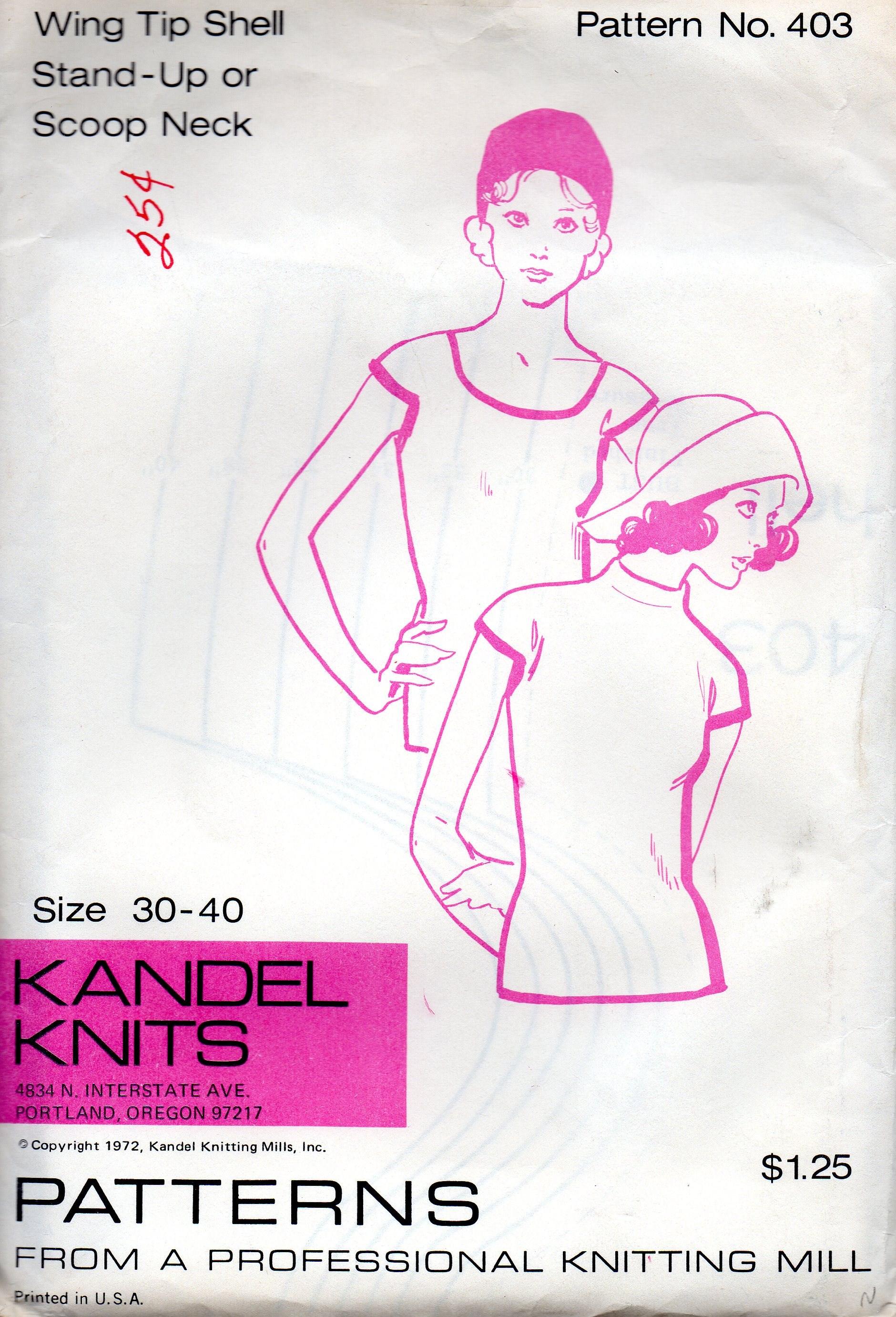 Kandel Knits 403