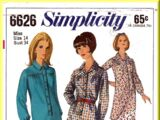Simplicity 6626 B