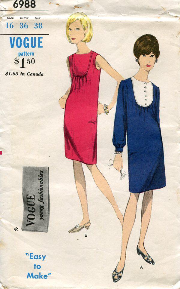 Vogue 6988 A