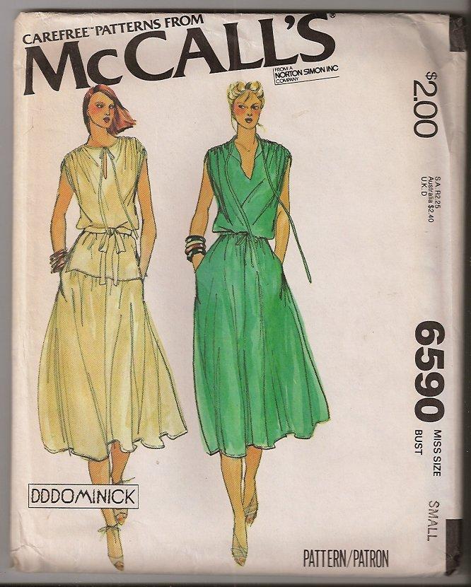 McCall's 6590 A