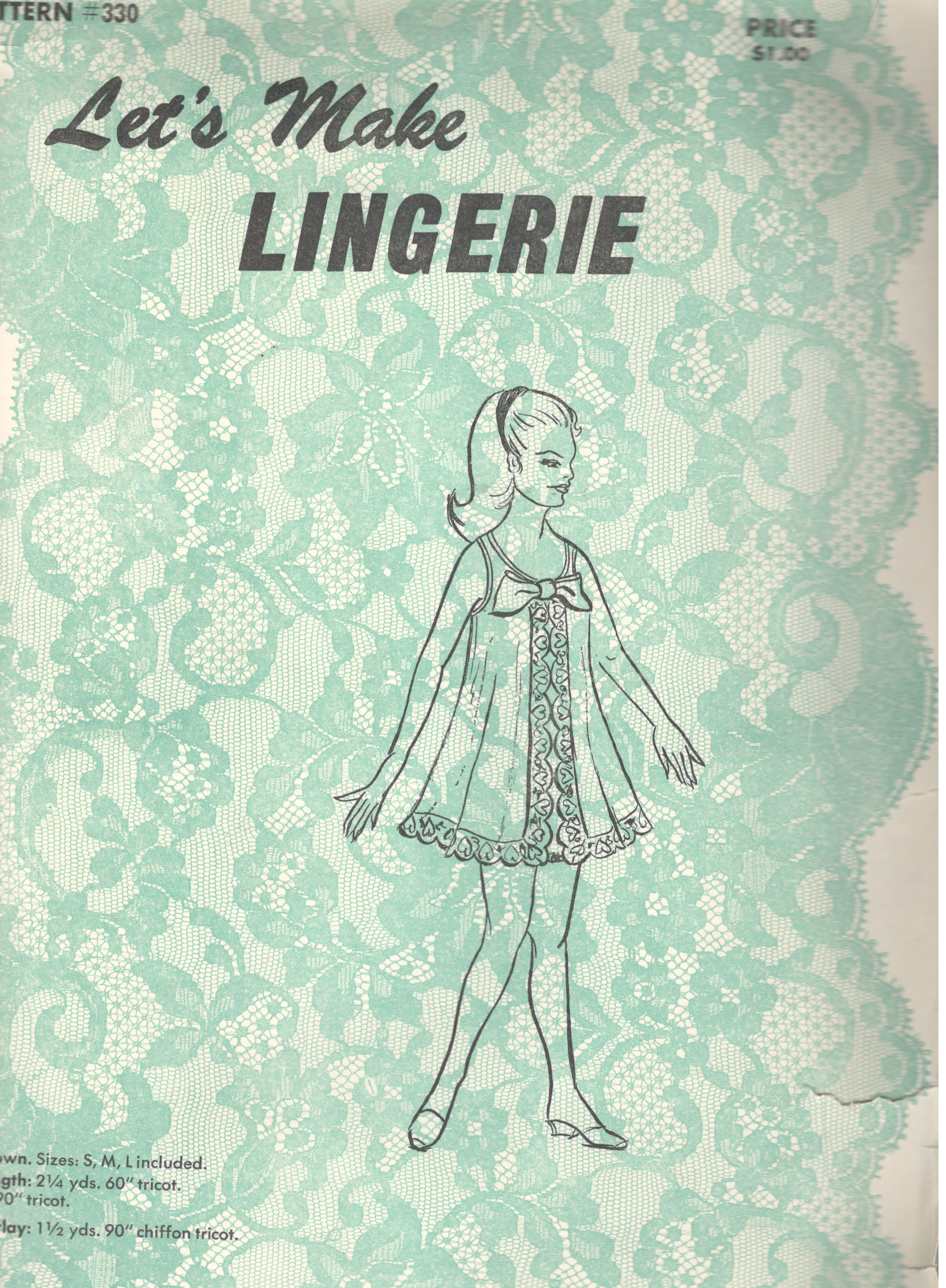 Let's Make Lingerie 330