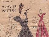 Vogue 8273 A
